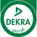 Dekra - geprüft